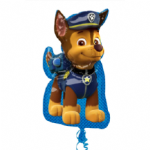 Paw Patrol Chase Large Foil Balloon 1pc